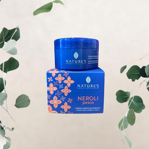 Crema Corpo Nutriente NEROLI e PESCA