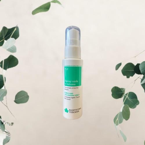 Spray onde e volume