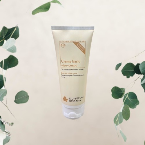 Crema basic viso-corpo