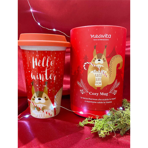 "Tazza Thermos ""Nutty"""