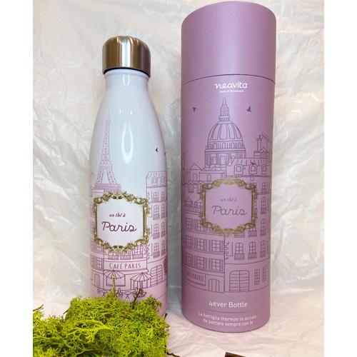 Bottiglia Thermos Acciaio Parigi