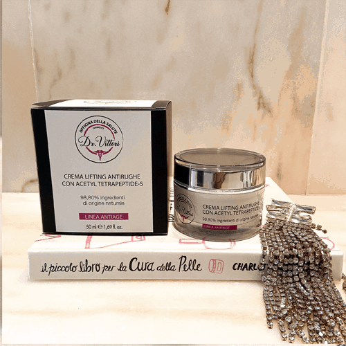 Crema Lifting Antirughe