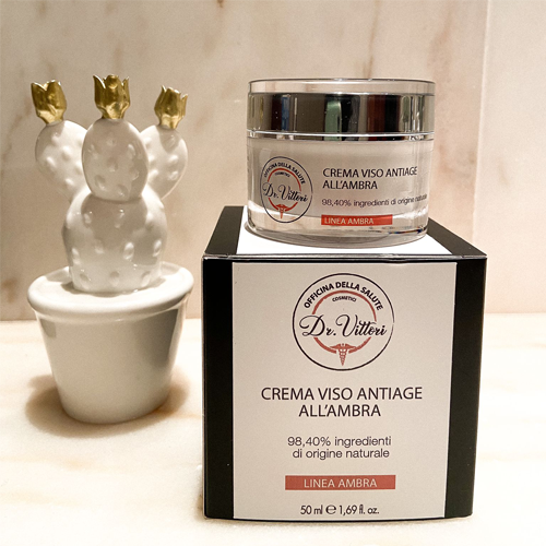 crema antiage all'ambra